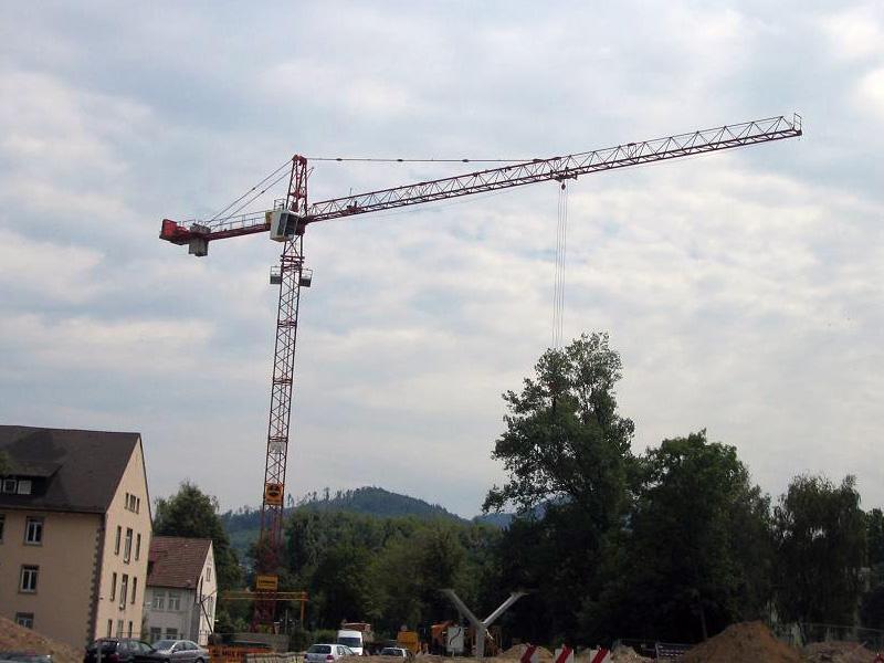 Stavtech - Tower Crane